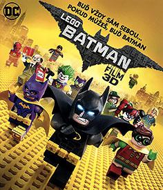 LEGO® Batman film (3D Blu-ray)