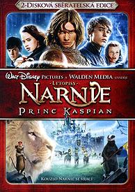 Letopisy Narnie 2: Princ Kaspian (2 DVD)