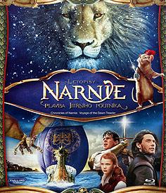 Letopisy Narnie 3: Plavba Jitřního poutníka (Blu-ray)