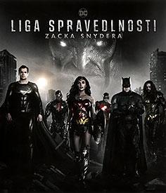 Liga spravedlnosti Zacka Snydera (2 Blu-ray)