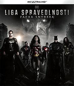 Liga spravedlnosti Zacka Snydera (2 4K-UHD)
