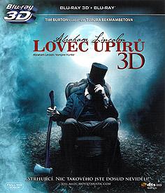 Abraham Lincoln: Lovec upírů (3D Blu-ray)