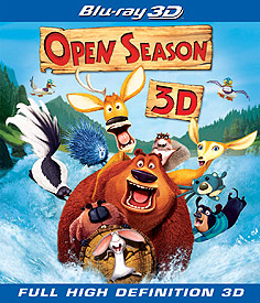Lovecká sezóna (Blu-ray 3D)