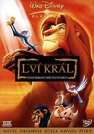 Lví král (1994 - 2 DVD)