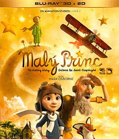 Malý princ (2D + 3D Blu-ray)