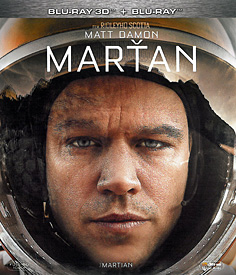 Marťan (3D Blu-ray)
