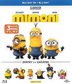 Mimoni (3D Blu-ray)