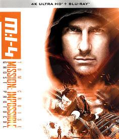 Mission: Impossible 4 - Ghost Protocol (Blu-ray - vydání 2021)