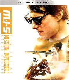 Mission: Impossible 5 - Národ grázlů (Blu-ray - vydání 2021)