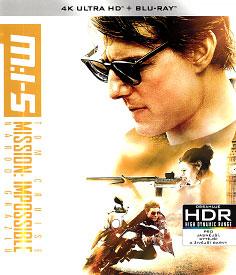 Mission: Impossible 5 - Národ grázlů