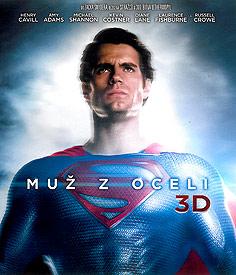 Muž z oceli (3D Blu-ray)