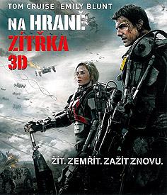 Na hraně zítřka (3D Blu-ray)