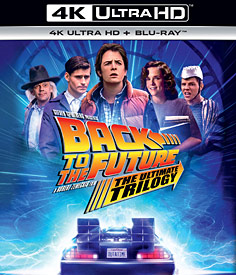 Návrat do budoucnosti (4K-UHD + Blu-ray)