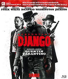 Nespoutaný Django (Blu-ray)