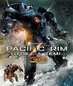Pacific Rim - Útok na Zemi (3D Blu-ray)