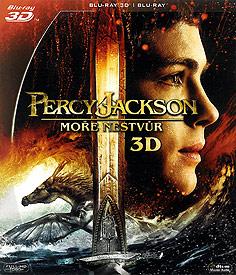 Percy Jackson: Moře nestvůr (3D Blu-ray)