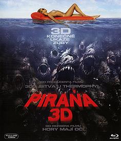 Piraňa 3D
