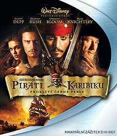 Piráti z Karibiku: Prokletí Černé perly (Blu-ray)