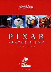 PIXAR: Krátké filmy - kolekce 1