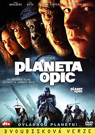 Planeta opic (2 DVD)