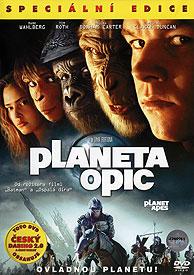 Planeta opic S.E. (2 DVD - český dabing)