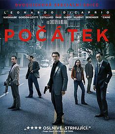 Počátek (2 Blu-ray)