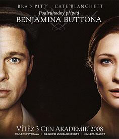 Podivuhodný případ Benjamina Buttona (2 Blu-ray)