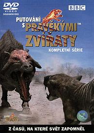 Putování s pravěkými zvířaty (2 DVD)
