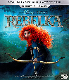 Rebelka (3D Blu-ray)