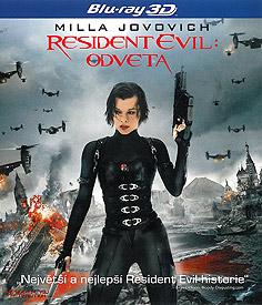 Resident Evil: Odveta (3D + 2D Blu-ray)