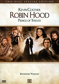 Robin Hood: Král zbojníků (2 DVD)