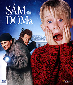 Sám doma (Blu-ray Disc)