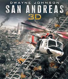 San Andreas (3D Blu-ray)