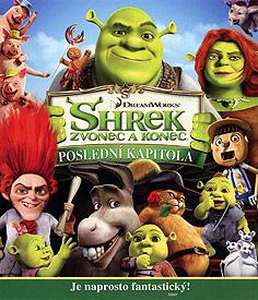 Shrek: Zvonec a konec (Blu-ray Disc)