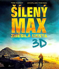 Šílený Max: Zběsilá cesta (3D Blu-ray)