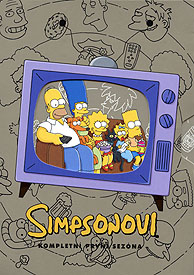 Simpsonovi 1 (3 DVD)