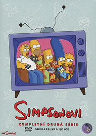 Simpsonovi 2 (4 DVD)