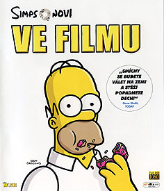Simpsonovi ve filmu (Blu-ray Disc)