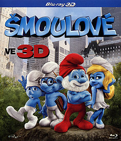 Šmoulové (Blu-ray 2D+3D)