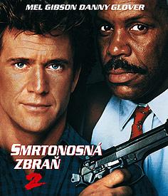 Smrtonosná zbraň 2 (Blu-ray Disc)