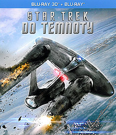 Star Trek: Do temnoty (3D Blu-ray)