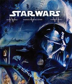 Star Wars: Epizoda VI - Návrat Jediho (Blu-ray Disc)