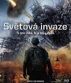 Světová invaze (Blu-ray Disc)