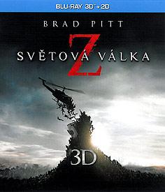Světová válka Z (3D Blu-ray)