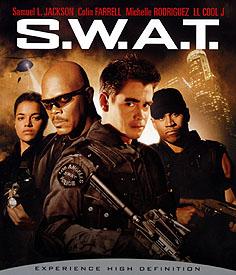 S.W.A.T. - Jednotka rychlého nasazení (Blu-ray Disc)