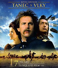 Tanec s vlky (Blu-ray Disc)