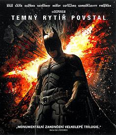 Temný rytíř povstal (2 Blu-ray)