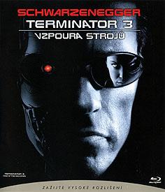 Terminator 3: Vzpoura strojů (Blu-ray Disc)