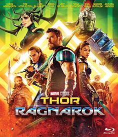 Thor: Ragnarok (3D Blu-ray)
