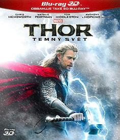 Thor: Temný svět (3D Blu-ray)